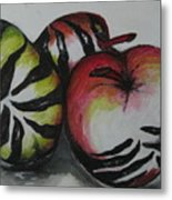 Wild Fruits  Metal Print