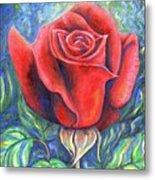 Wild Rose One Metal Print