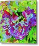 Wild Roses 3 Metal Print
