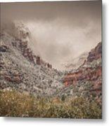 Boynton Canyon Arizona Metal Print