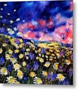 Wildflowers 67 Metal Print