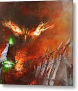 Will Of A Tyrant Metal Print