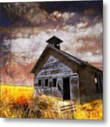 Will This Be The Way Of Education In The Us Metal Print