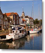 Willemstad Metal Print