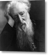 William Booth (1829-1912) Metal Print by Granger