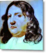William Penn Portrait Metal Print
