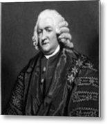 William Pitcairn (1711-1791) Metal Print