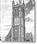 Williams College Thompson Memorial Chapel Metal Print