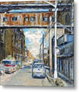 Williamsburg4 Metal Print