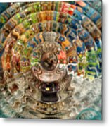 Zenergy  Metal Print