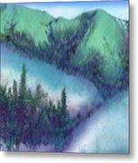 Wilmore Wilderness Area Metal Print