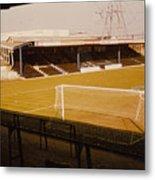 Wimbledon Fc - Plough Lane - Main Stand 1 - 1969 Metal Print