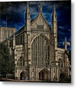 Winchester Cathedral Metal Print