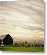 Wind Farm Metal Print by Matt Molloy