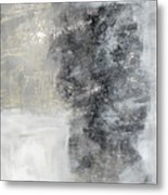 Wind In My Sails- Abstract Art Metal Print
