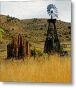 Windmill 2 Metal Print