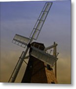 Windmill At Windjammer Park Wm6887a Metal Print