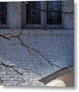 Window Blue - 1 Metal Print