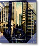 Overlook Avenue Metal Print