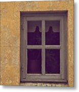 Window Metal Print by Odd Jeppesen