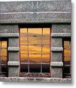 Window Of Hope Metal Print