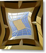 Window To Another Dimension Metal Print
