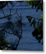 Window To The River Metal Print