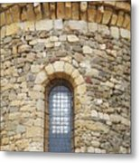 Window Uno - Italy Metal Print