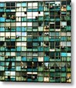 Windows I Metal Print