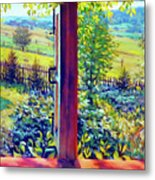 Windows Of Your Mind Metal Print