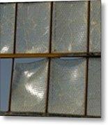 Window's Pain 3 Metal Print