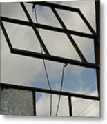 Window's Pain 4 Metal Print
