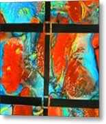 Windows To The Universe Metal Print