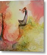 Winds Of Freedom Metal Print