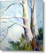 Winds Of Provence Metal Print