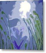 Windsitter Mystical Breeze Metal Print