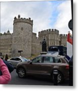 Windsor Castle #1 Metal Print