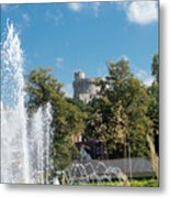 Windsor Metal Print