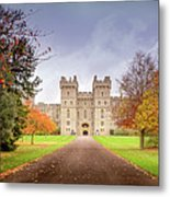 Windsor Warmer Metal Print