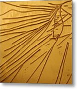 Windswept - Tile Metal Print