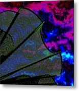 Windy 2 Metal Print