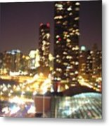 Windy City Metal Print