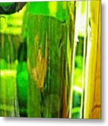Wine Bottles 21 Metal Print