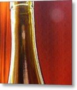 Wine Bottles 4 Metal Print