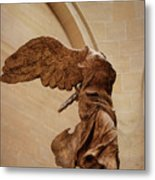 Winged Victory Metal Print by JAMART Photography