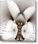 Wings In Motion Metal Print