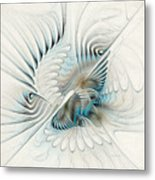 Wings Of An Angel Metal Print