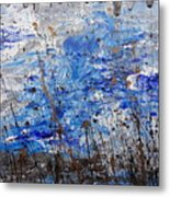 Winter Crisp Metal Print