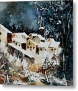 Winter In Vivy  Metal Print