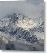 Winter On The Way Metal Print